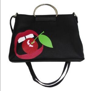 💋 Cherry Bomb Ring Satchel